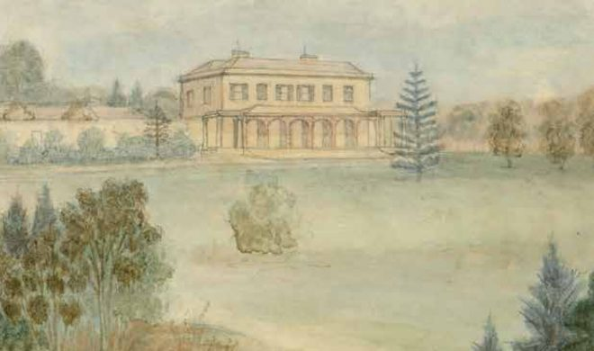 Historical fiction brings to life early Parramatta history